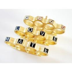 K1.1 Goods for training - Brass Knuckles