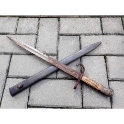 HR01 Bayonet knife LEBEL France - World War I - Replica