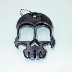 KA7 Self Defense Protection metal key ring - Brass Knuckles