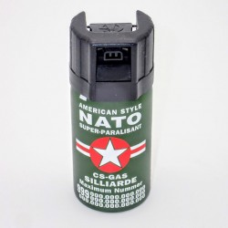 P04 Pepper spray American Style NATO - 40 ml