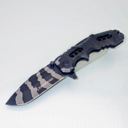 PK58 SUPER Knife - One Hand Knife Semiautomatic - Pocket Knives