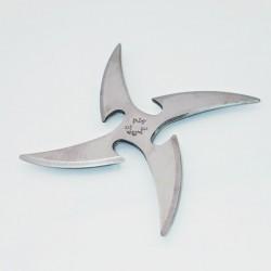 TS4.5 Throwing stars. Ninja star. Shurikens - 4