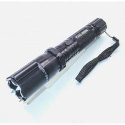 S13 Stun Gun + LED Flashlight + RED LASER - 3 in 1