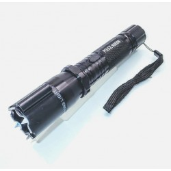 S13 Stun Gun + LED Flashlight + RED LASER - 4 in 1