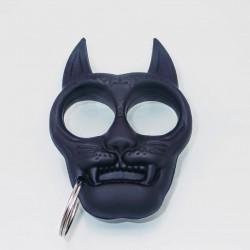 KA2 Self-defense protection plastic key ring Brass Knuckles