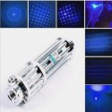 L02 Blue Laser Pointer - Laser Blue with 5 nozzles - PowerBank