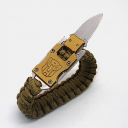 PKA6 Multifunctional transformer knife for Outdoor Survival