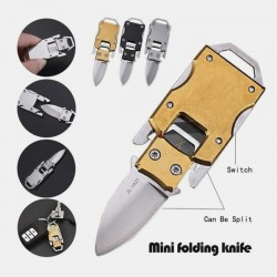 PKA7 Multifunctional transformer knife for Outdoor Survival