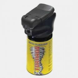 P26 ESP Pepper Spray Flashlight POLICE TORNADO for professionals - 40 ml