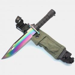 HK27 Super Hunting Knife RAMBO-Style Bayonet - 31 cm